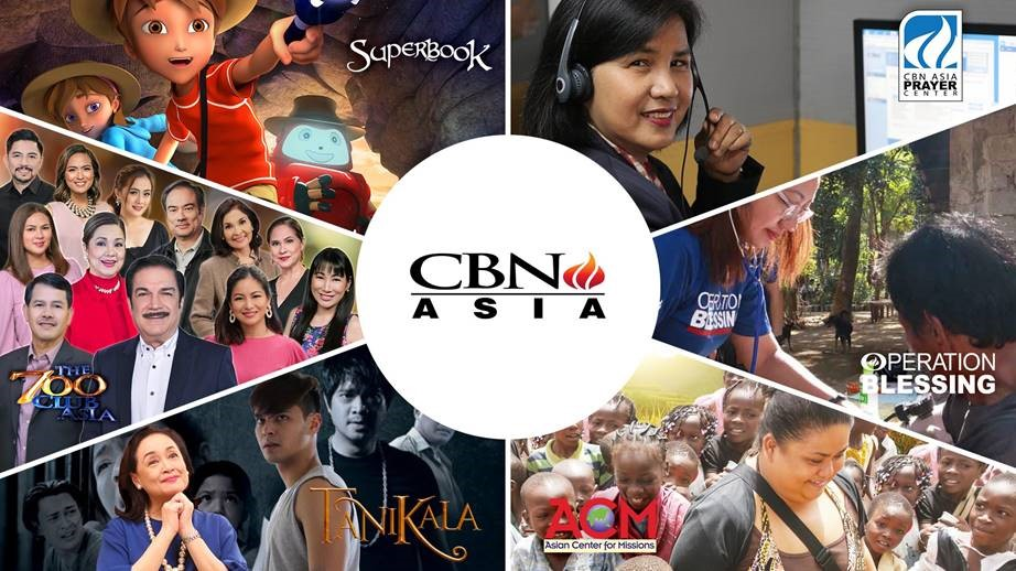 CBN Asia Giving Page